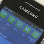 Samsung Galaxy Y - vue 13