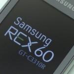 Samsung Rex 60 - vue 15