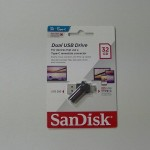 SanDisk Dual USB Drive - vue 01