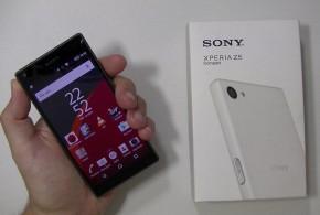 Test du Sony Xperia Z5 Compact : petit mais ultra-costaud
