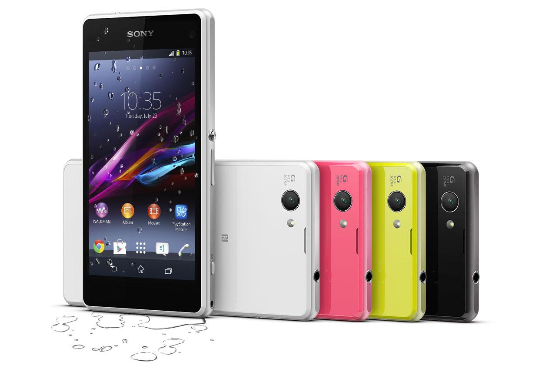 Sony Xperia Z1 Compact : Présentation et arrivée en France