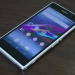 Sony Xperia Z1 - vue 01