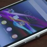 Sony Xperia Z1 - vue 02