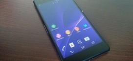 Test du Sony Xperia Z2 : le Z1 se met à jour