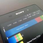 Sony Xperia Z2 - vue 06