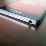 Sony Xperia Z2 - vue 11