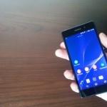 Sony Xperia Z2 - vue 12