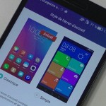 Test Honor 5X - vue 20