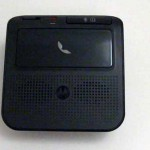 Test Motorola T325 - kit voiture  bluetooth - 01
