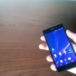 Test Sony Xperia M2 - vue 01