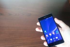 Test du Sony Xperia M2 : le nouveau milieu de gamme