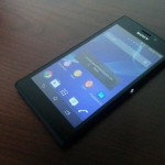 Test Sony Xperia M2 - vue 02