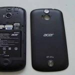 Test de l'Acer Liquid E1 - 06