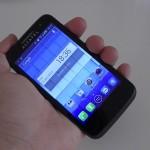 Test de l'Alcatel One Touch M'Pop - 02
