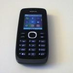 Test du Nokia 112 - vue 01