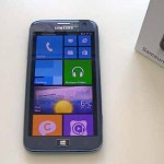 Test du Samsung ATIV S - 001