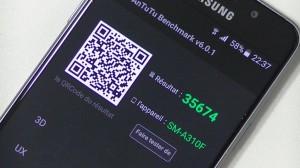Test du Samsung Galaxy A3 - vue 11