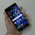 Test du Samsung Galaxy A5 - vue 02