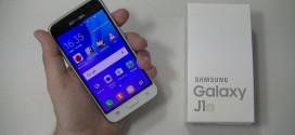 Test du Samsung Galaxy J1 (2016)  : peu convaincant pour son prix