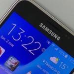 Test du Samsung Galaxy J3 2016 - vue 05