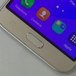 Test du Samsung Galaxy J3 2016 - vue 06