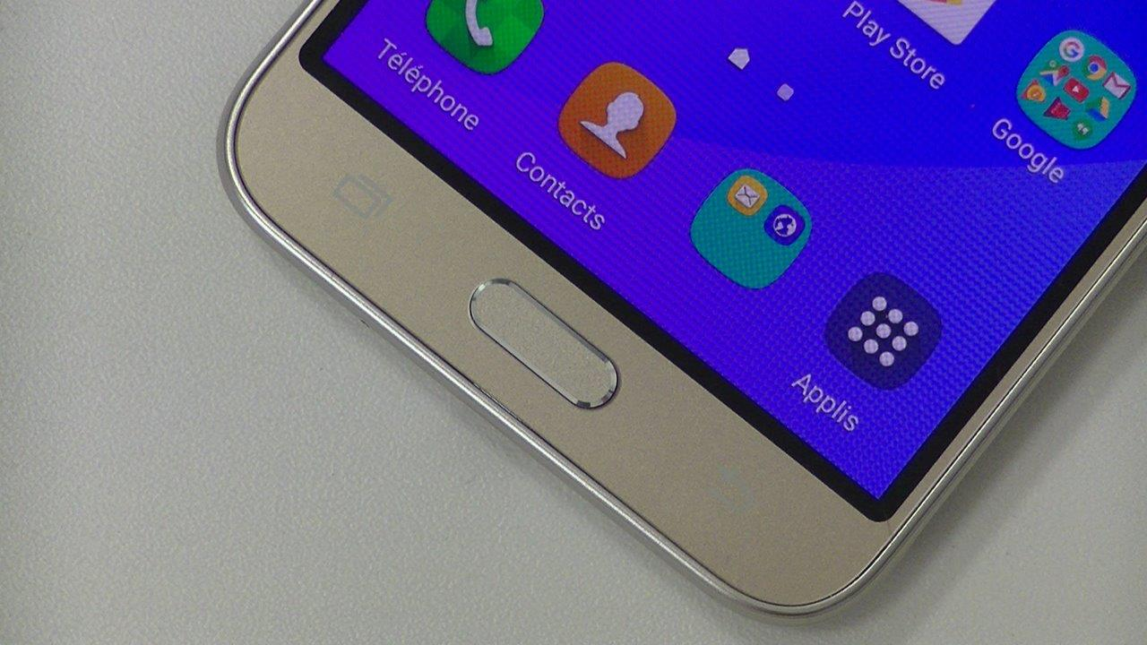 Test Du Samsung Galaxy J3 2016 Une Belle 233 Volution De