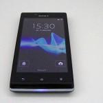 Test du Sony Xperia J - 01
