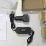 Transmetteur FM - Aukey BT-F2 - vue 01