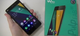 Test du Wiko Pulp Fab 4G : le même, en plus grand
