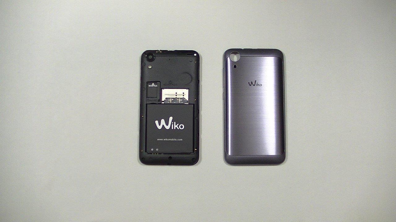 test du wiko sunny 2 un petit smartphone pas cher top for phone. Black Bedroom Furniture Sets. Home Design Ideas