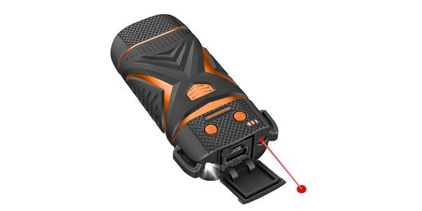 X-Moove PowerGo Rugged : une batterie externe pour ...