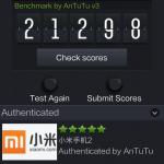 Xiaomi-Antutu