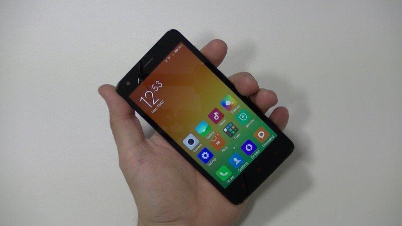 Test du Xiaomi Redmi 2 : un best-of chinois