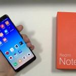 Xiaomi Redmi Note 5 - vue 01
