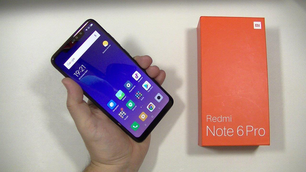 Test Du Xiaomi Redmi Note 6 Pro Un Excellent Mobile A Bon Prix