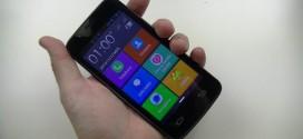 Test du Yezz Andy AZ4.5 : smartphone pour Seniors