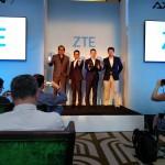 ZTE Axon 7 - présentation presse - 01