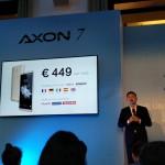 ZTE Axon 7 - présentation presse - 02