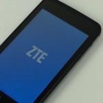 ZTE Open C - vue 02