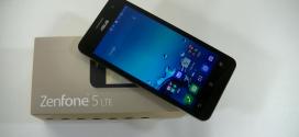 Test de l'Asus Zenfone 5 4G : un bon milieu de gamme