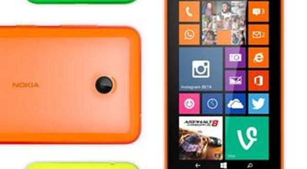 nokia le lumia 630 arrive en france top for phone. Black Bedroom Furniture Sets. Home Design Ideas