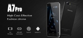 Blackview A7 Pro : un smartphone fashion à petit prix