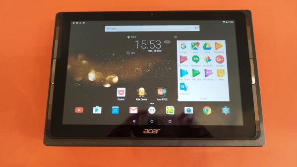 Test de l'Acer Iconia Tab 10 A3-A40 : signes extérieurs de richesse