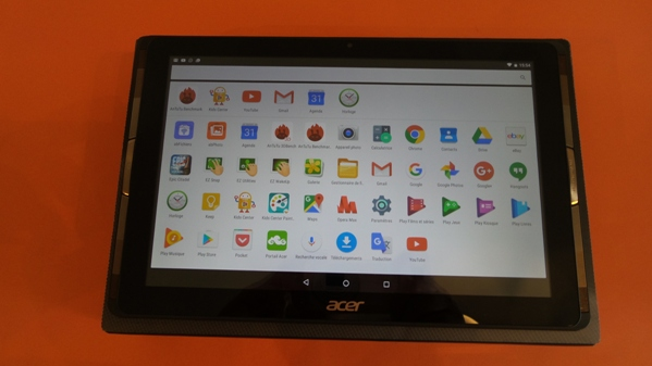 acer iconia tab 10 a3-a40 - vue 15