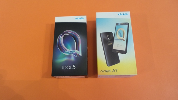 alcatel idol 5 vs alcatel a7 - vue 01