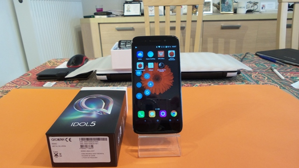 alcatel idol 5 - vue 17
