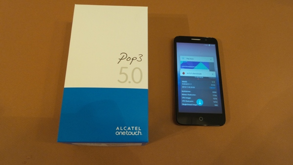alcatel ot pop 3 - vue 13