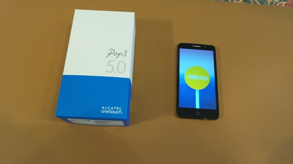 alcatel ot pop 3 - vue 14