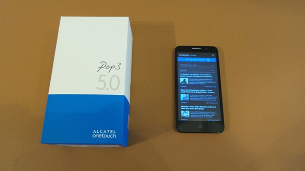 alcatel ot pop 3 - vue 15