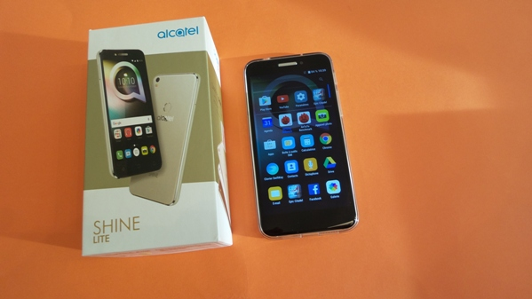alcatel shine lite - vue 13